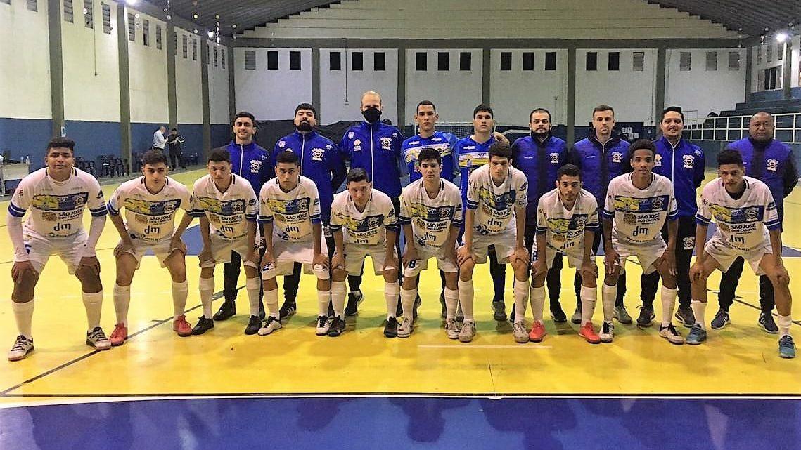 Fora de casa, São José Futsal empata com Guarujá e mantém a ponta do Paulista Sub-20
