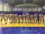 Equipe joseense agora tem 7 vitórias, 1 emate e 1 derrota em 9 jogos realizados. (Foto: Divulgação/São José Futsal)