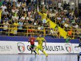 Torcida joseense estava sem acompanhar o time presencialmente há quase 2 anos, e terá encontro marcado na próxima terça. (foto: Brenno Domingues/São José Futsal)
