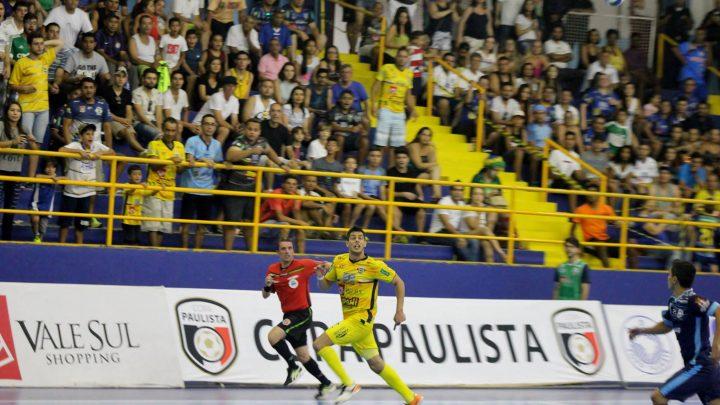 São José Futsal anuncia o retorno do público na próxima rodada do Paulista em casa